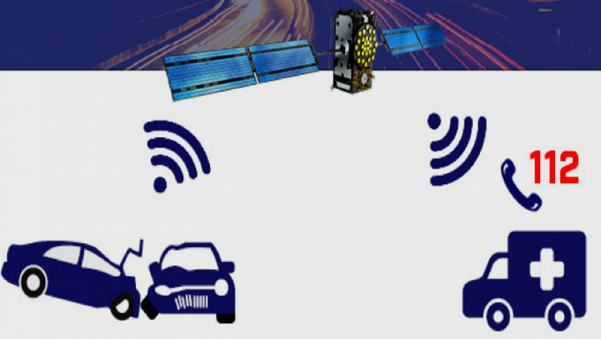 Foto: Sistemul ECall, care efectuează automat un apel la numărul de urgență 112, ar putea fi implementat și în Republica Moldova