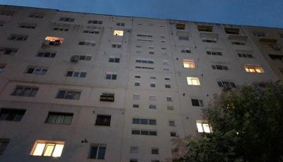 Sex la înălţime cu sfârşit tragic: au căzut de la etajul 9 în timp ce întreţineau relaţii intime la geam