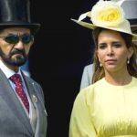 Foto: Mesaj dur al Şeicului din Dubai către soţia sa, fugită la Londra