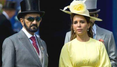 Mesaj dur al Şeicului din Dubai către soţia sa, fugită la Londra