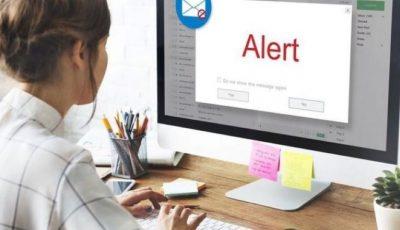 Peste două milioane de mesaje și fișiere virusate au fost expediate în cutiile poștale ale funcționarilor publici, de la începutul anului