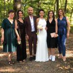 Foto: Un cunoscut artist de la noi s-a căsătorit