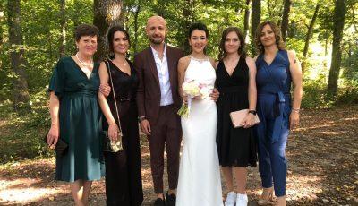 Un cunoscut artist de la noi s-a căsătorit