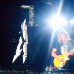 Foto: Metallica a interpretat o piesă în limba română la concertul susținut în București