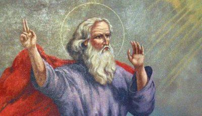 Creştinii ortodocşi de stil vechi îl prăznuiesc astăzi pe Sfântul Ilie
