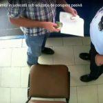 Foto: Video. Vameși moldoveni, filmați cum iau mită la vama Leușeni