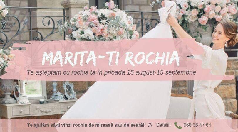 """Foto: ,,Mărită-ți rochia"""" – un program lansat de Fashion Academy of Moldova"""