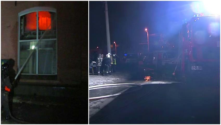 """Incendiu puternic la hotelul ,,Tokyo Star"""" din Odessa: 8 oameni au murit"""