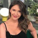 Foto: Adela Popescu s-a făcut blondă. Cum arată prezentatoarea TV cu noul look?