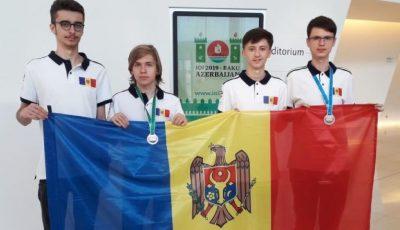 Elevii din Republica Moldova au obţinut două medalii la Olimpiada Internaţională de Informatică