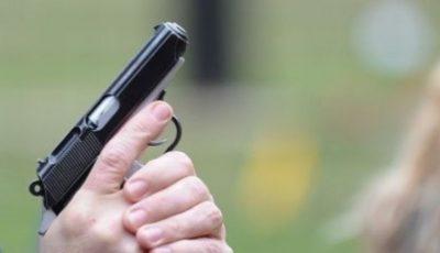 Un om de afaceri din capitală s-a împușcat în cap