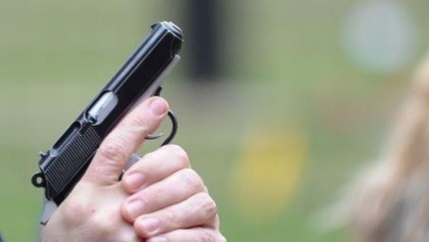 Foto: Un om de afaceri din capitală s-a împușcat în cap