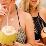Foto: Nunta cu două mirese. Top modelul britanic Cara Delevingne şi actriţa americană Ashley Benson s-au căsătorit