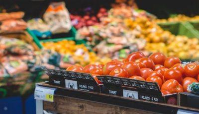ANSA dezvăluie care sunt legumele din supermarketuri cu cel mai înalt nivel de nitrați