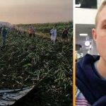 Foto: Mărturiile unui tănăr, care a rămas în viață alături de cei 225 de pasageri ai aeronavei Ural Airlines. Avionul era în cădere liberă, pe un câmp