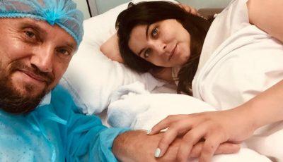 Olesea Sveclă și Anatol Durbală au devenit părinți pentru a doua oară. S-a născut Dragomir!