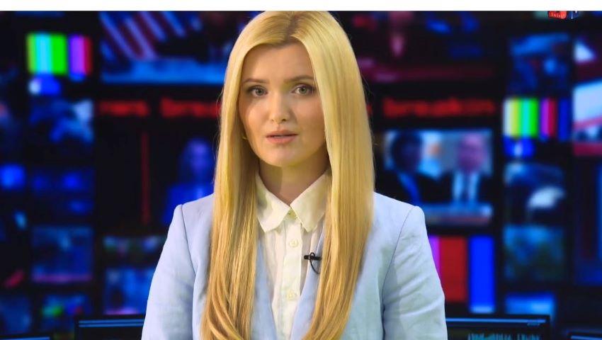 Foto: Cristina Gheiceanu revine la TV, pentru a prezenta buletinul de știri!