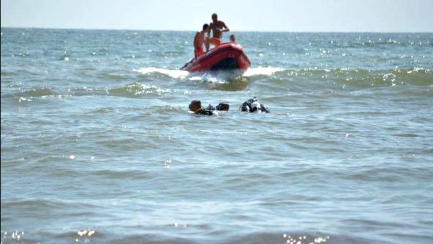Foto: Cumplit. Doi frați s-au înecat în Marea Neagră, la Mamaia
