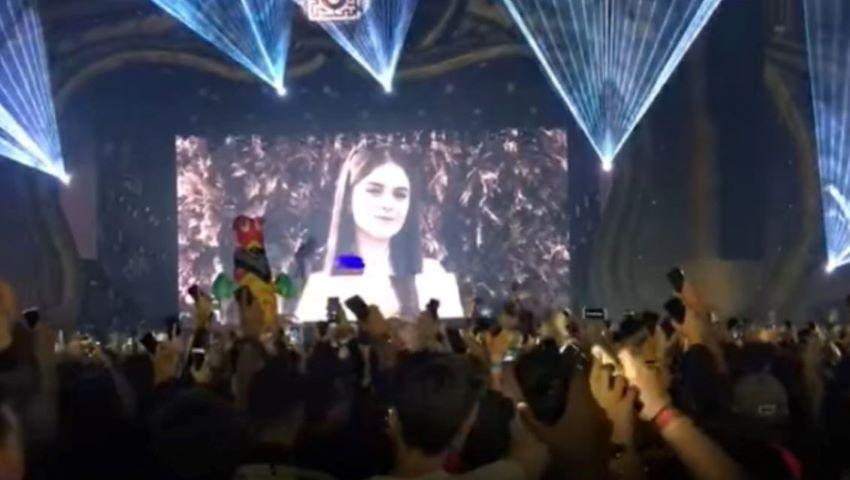 Foto: DJ-ul suedez Don Diablo, tribut pentru Alexandra. Moment emoționant la Untold