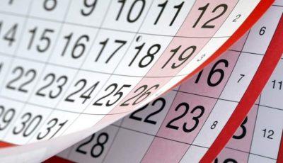 Mini-vacanță pentru bugetari, la sfârșitul lunii august