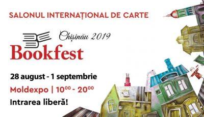 Găsește-ți cartea pereche la Bookfest Chișinău!