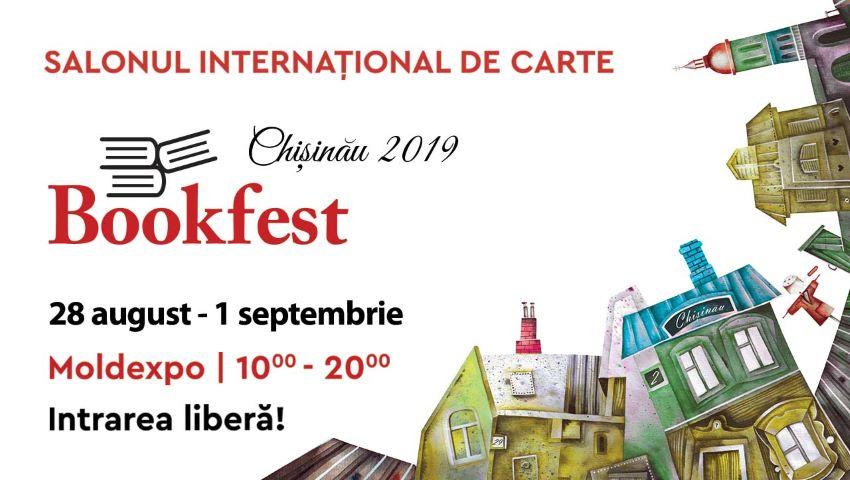 Foto: Găsește-ți cartea pereche la Bookfest Chișinău!