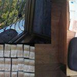 Foto: A rupt gratiile unui geam și a furat 27.000 lei dintr-o locuință din capitală