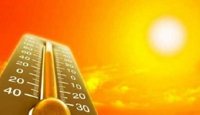 Urmează 6 zile de caniculă. Vezi prognoza emisă de meteorologi!