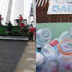 Foto: Scoțienii transformă resturile de plastic în asfalt. O tehnologie inedită de reciclare