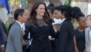 Fiul Angelinei Jolie s-a mutat în Coreea de Sud, pentru a studia la o prestigioasă universitate! Actrița l-a însoțit