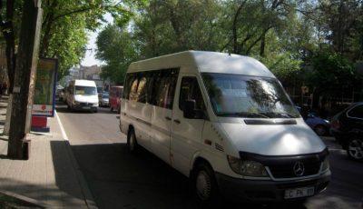 O femeie a rămas fără acte și bani în microbuzul de pe ruta nr. 171