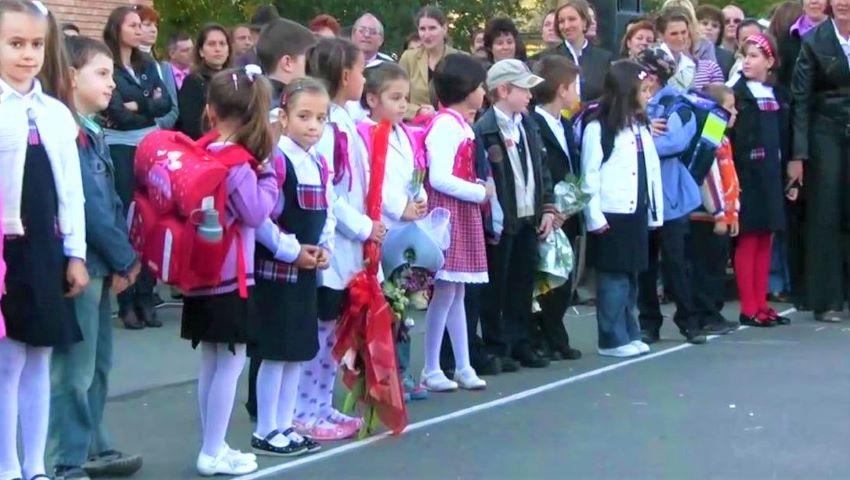 Foto: Ordinul Ministerului Educației privind desfășurarea activităților în prima zi de școală