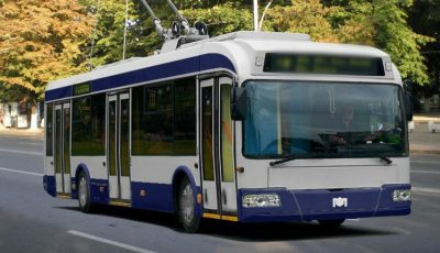 Din data de 1 septembrie, o rută de troleibuz și una de microbuz își schimbă itinerarul