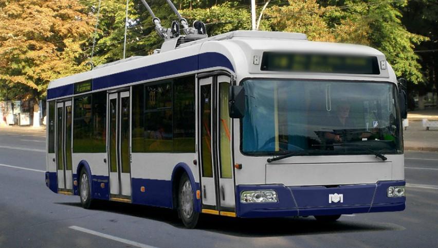 Foto: Din data de 1 septembrie, o rută de troleibuz și una de microbuz își schimbă itinerarul