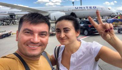 Costi Burlacu dezvăluie detaliile unui incident revoltător, petrecut pe aeroportul din Frankfurt