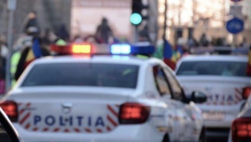Foto: O fată a sunat la 112 şi a spus că este sechestrată într-o casă din Caracal