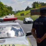Foto: Doi polițiști de patrulare vor fi sancționați pentru că ar fi oprit șoferi în trafic fără temei