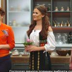 "Foto: Video! Viorela Dimici a făcut senzație la show-ul culinar din Ucraina ,,Страна на вкус"", unde ne-a reprezentat țara!"