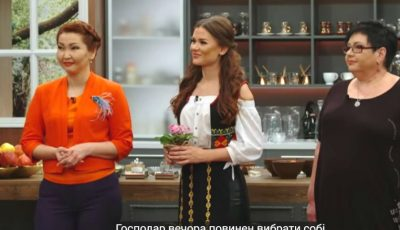 "Video! Viorela Dimici a făcut senzație la show-ul culinar din Ucraina ,,Страна на вкус"", unde ne-a reprezentat țara!"