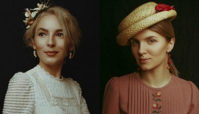 Mai multe persoane publice de la noi au devenit protagonistele unui proiect foto inedit, cu portrete de epocă!