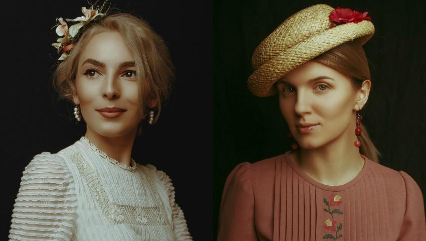 Foto: Mai multe persoane publice de la noi au devenit protagonistele unui proiect foto inedit, cu portrete de epocă!
