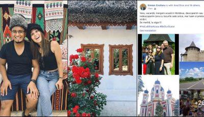 """Moldovenii din diaspora și-au invitat la baștină prietenii din străinătate. Primele roade ale campaniei ,,Hai la mine acasă""""!"""