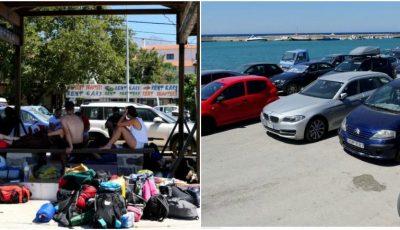 Vacanță cu peripeții. Sute de turiști, blocați de două zile pe o insulă grecească