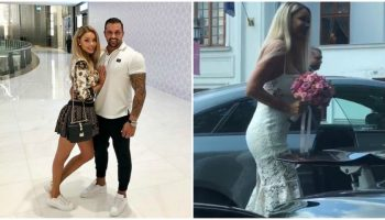 Știrea zilei! Bianca Drăguşanu s-a măritat astăzi cu Alex Bodi
