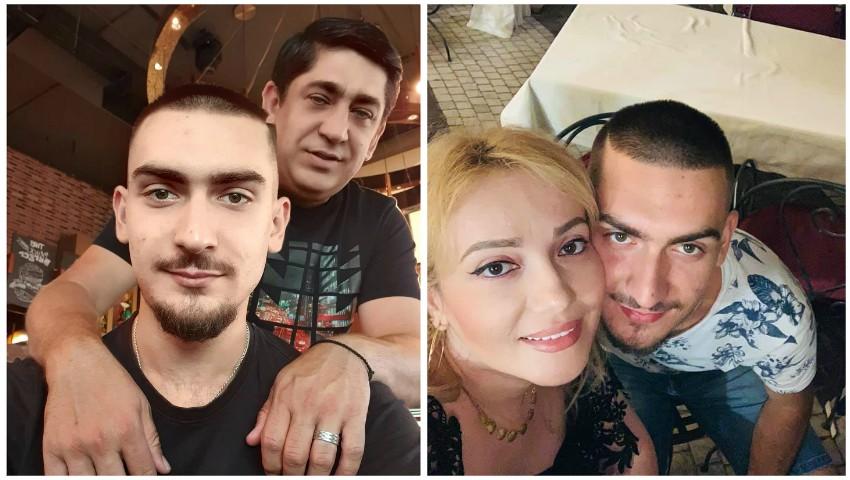 Foto: Cristian Botgros, fiul Adrianei Ochișanu și al lui Corneliu Botgros, împlinește astăzi 20 de ani! Cum l-au felicitat părinții?