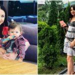 Foto: Fiul designerului Nadya Gudumak a împlinit 1 anișor! Poze adorabile