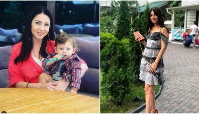 Fiul designerului Nadya Gudumak a împlinit 1 anișor! Poze adorabile