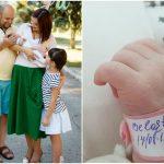 Foto: Moderatoarea Liudmila Belostecinic a devenit mămică pentru a treia oară. Vezi ce nume i-a ales fetiței sale!