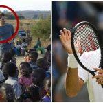 Foto: Legendarul tenisman Roger Federer a donat 13,5 milioane de dolari și a deschis 81 de școli în Africa