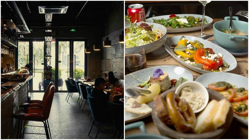 """Foto: Un restaurant deschis în China de către trei moldoveni, a primit aprecierea ,,Platoul Michelin"""""""